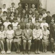 šk. rok 1965-66 9.A