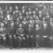 1945-46, chlapci