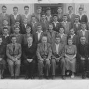 1951-52, chlapecká třída (zk)