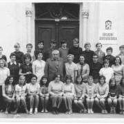 1971-72 8. B, končili ovšem 73, ale 73 se nefotili