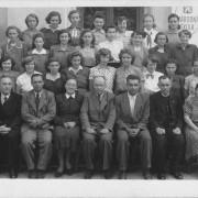 asi 1949-50, 9. trida,divci